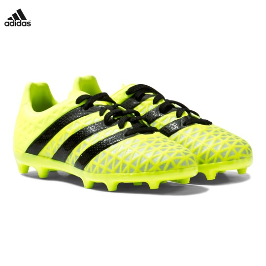adidas Performance Yellow ACE 16.1 Firm Ground Football Boots SOLAR YELLOW