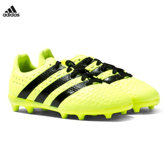 adidas Performance Yellow ACE 16.3 Firm Ground Football Boots SOLAR YELLOW