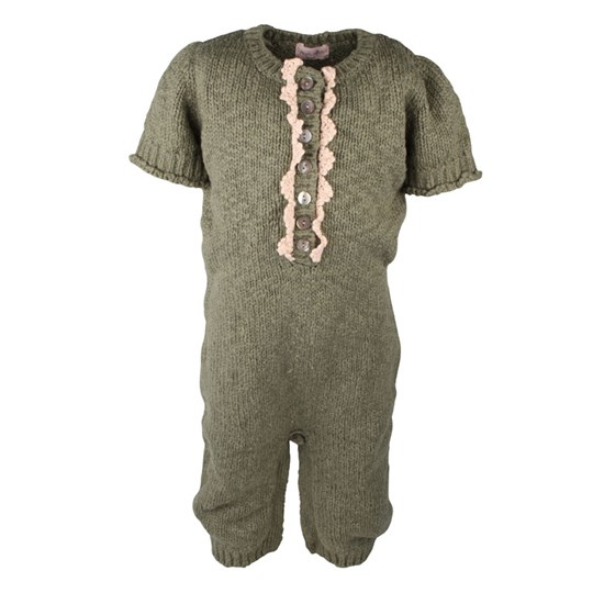 Noa Noa Miniature Jumpsuit Olive Green