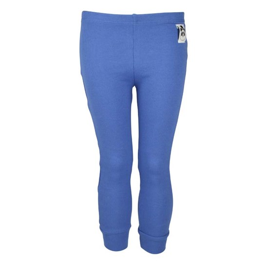 Mini Rodini Basic Leggings Blue Blue