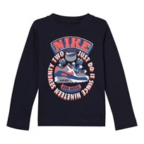 NIKE Obsidian 1972 Air Max Long Sleeve Tee 695 OBSIDIAN