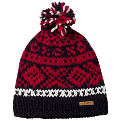 Barts Red Log Cabin Beanie