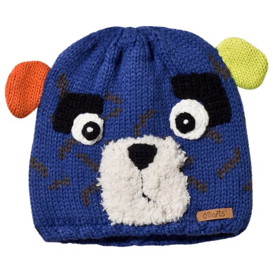 Barts Blue Wally Beanie 04 BLUE