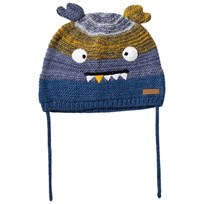 Barts Blue Cuddle Beanie 04 BLUE