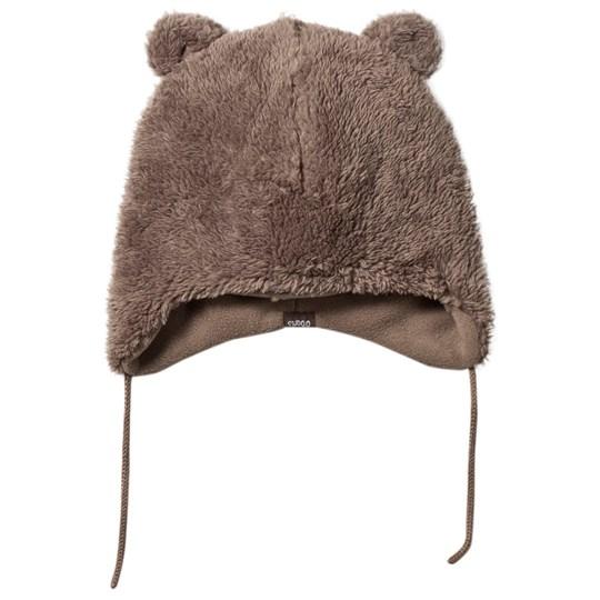 Barts Brown Noa Bear Beanie 09 MISTY BROWN