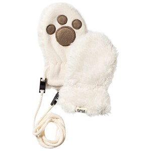 Image of Barts Cream Noa Paws Mittens (2839665595)