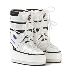 Moon Boot White Star Wars Stormtrooper Moon Boots