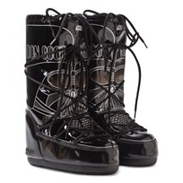 Moon Boot Black Star Wars Darth Vader Moon Boots 001 BLACK
