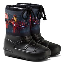 Moon Boot Ironman Pod Moon Boots 001 BLACK-RED