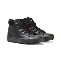 Converse All Black Chuck Taylor All Star Converse Boots Black/Black