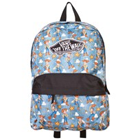 Vans Blue Woody Backpack Woody
