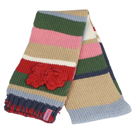 Mexx Scarf Striped Multi