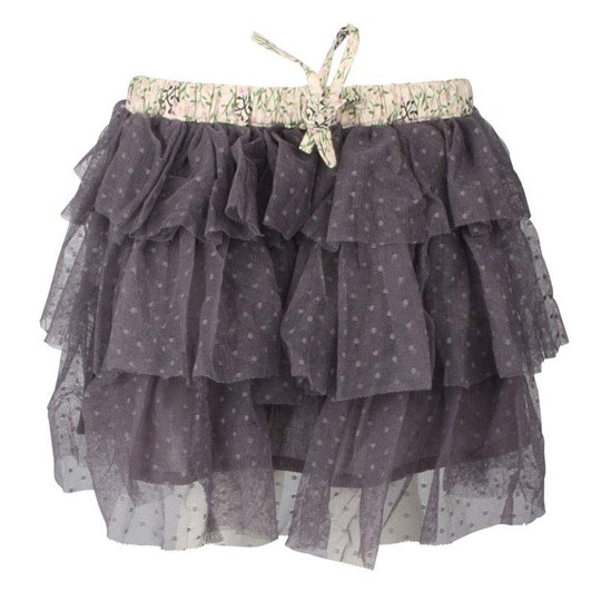 Mini A Ture Toa Skirt Stone Lila Purple