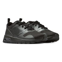 NIKE All Black Air Max Tavas Trainers Black/Black