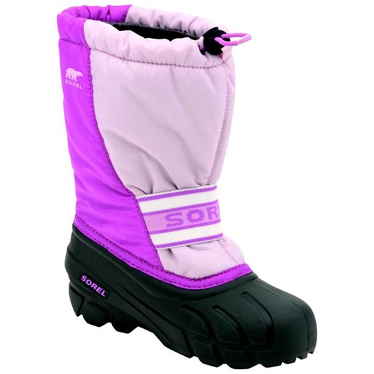 Sorel Cub Pink Frost, White Pink