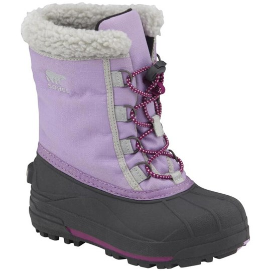 Sorel Children Cumberland II Hydran Purple