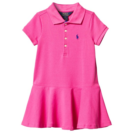 Ralph Lauren Pink Polo Dress XW1RB