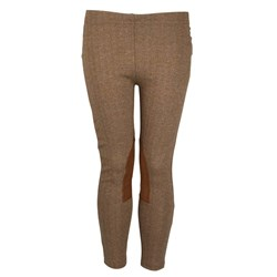 Ralph Lauren Tweed Legging Pant