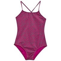 Vilebrequin Micro Turtles Swimsuit 157 ROSE SHOCKING