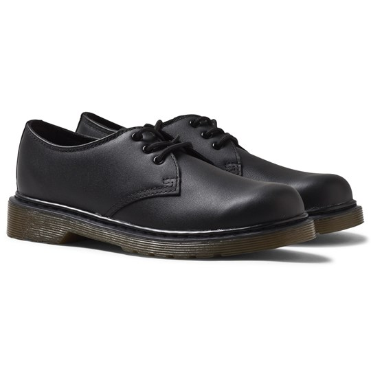 Dr. Martens Everly Black Lace Up Shoes Black