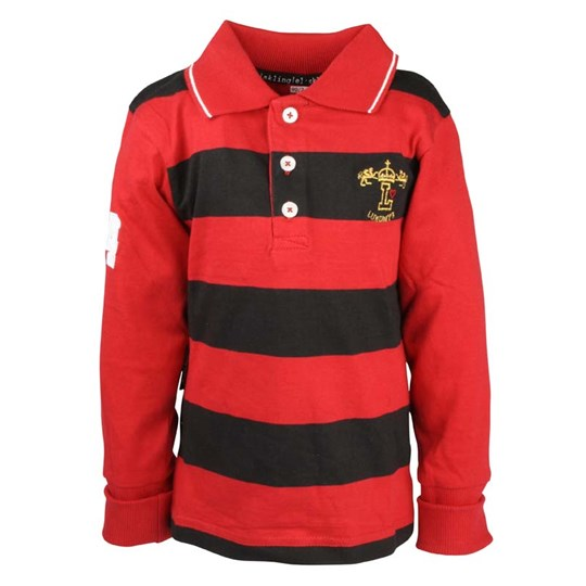 Lundmyr Of Sweden Sweater Red Black Black