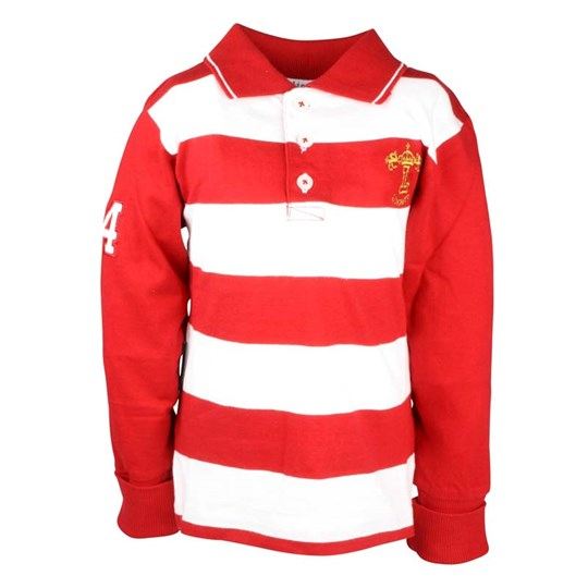 Lundmyr Of Sweden Sweater Red White Red
