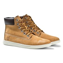 Timberland Wheat Grovetan Lace Up Boots Wheat
