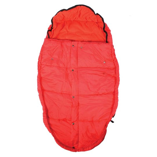 Mountain Buggy Sleeping Bag Chilli Red