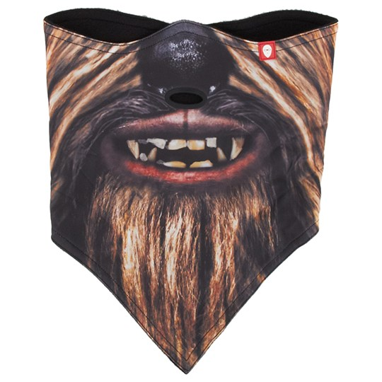 Airhole Sasquatch Facemask Brown Brown,Multi