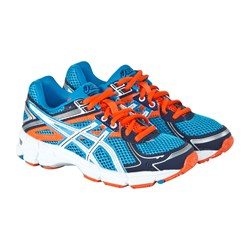 Asics Blue GT-1000 2 Laced Sneakers