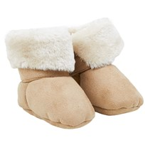 Barts Kikku Infant Booties Beige