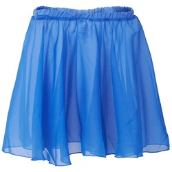 Bloch Blue ISTD Georgette Skirt