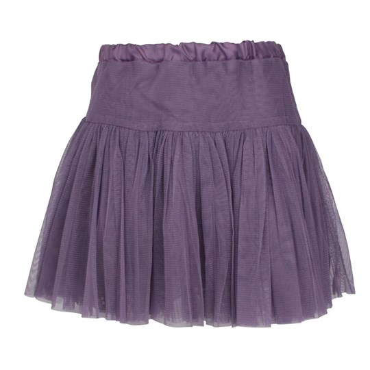 Wheat Skirt Tulle Purple Purple