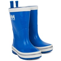 Helly Hansen Blue Midsund Wellington Boots Blue