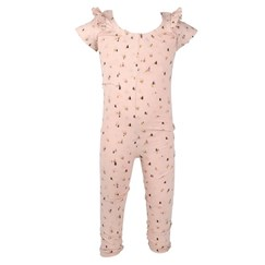 Cindy Multidrops Jumpsuit Fawn
