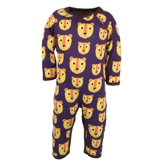 Ej sikke lej Mrs Lion Cottonsuit Crown Jewe Purple