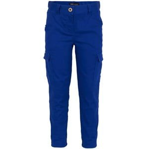 Image of Kickle Blue Skinny Cargo Trousers 10 years (2992151745)