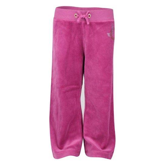 Juicy Couture Basic Pant Bougainvillea Pink