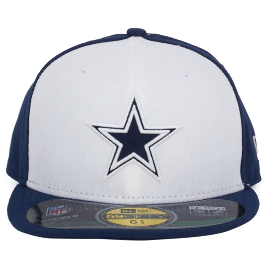 New Era Dallas Cowboys 59Fifty Fitted Cap White