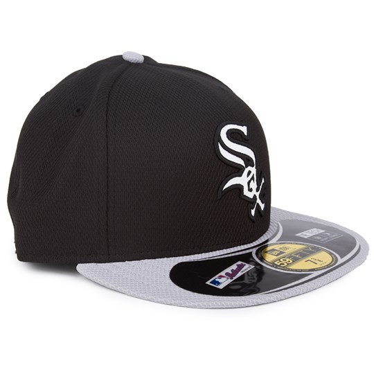New Era Chicago White Sox 59Fifty Cap Black,Grey