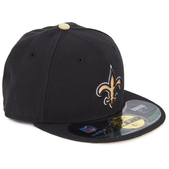 New Era New Orleans Saints 59Fifty Cap Black