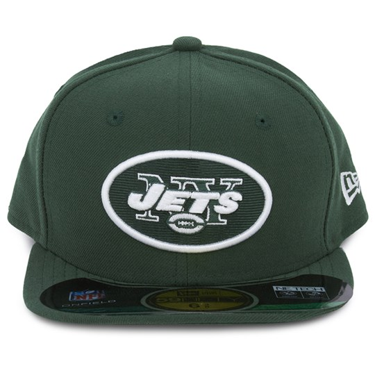 New Era New York Jets 59Fifty Cap Green