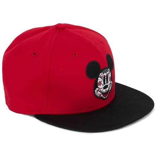 New Era Mickey Mouse 9Fifty Cap Black,Red