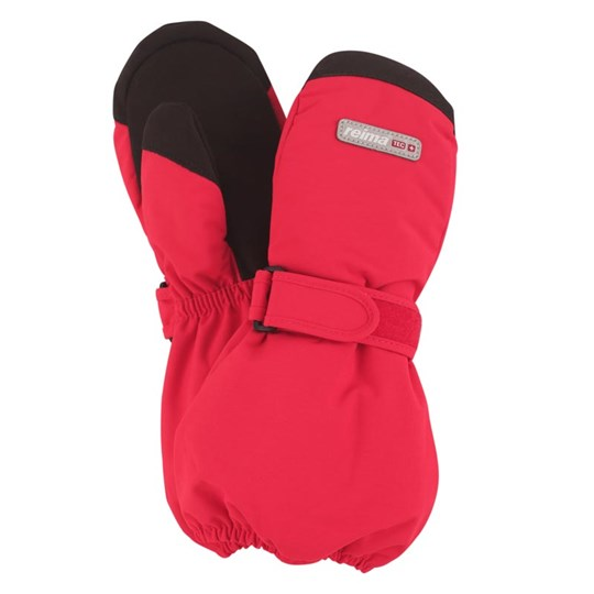 Reima R-tec Mittens Throw Orange Orange