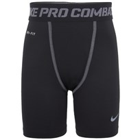 NIKE Black Dri-Fit Baselayer Shorts Black