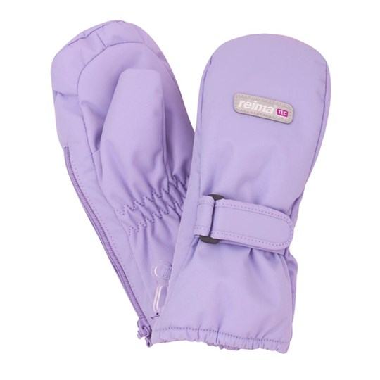 Reima R-tec Mittens, Ele Old Rose Purple