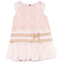 I Pinco Pallino Pink Puffball Dress Pink