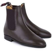 Regent Adults Jodhpur Boot DK Brown BROWN