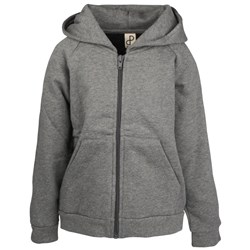 Popupshop Hoody Zipper Dark Grey
