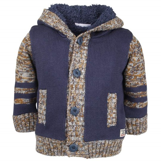 Mexx Sweater Cardigan Blue Blue